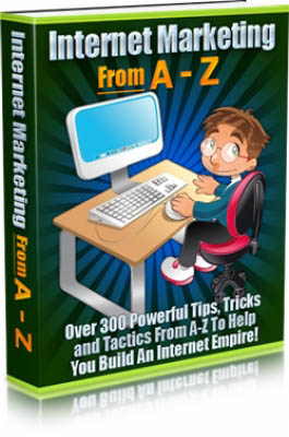 Internet Marketing From A-Z