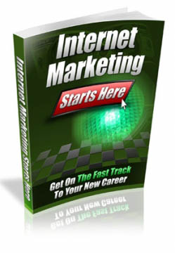 Internet Marketing Starts Here