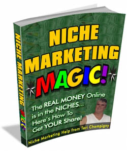 Niche Marketing Magic!