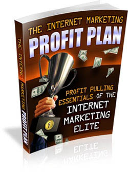 The Internet Marketing Profit Plan