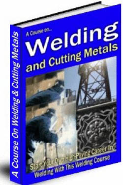 A Course On Welding and Cutting Metals