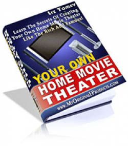 Your Own Home Movie Theater