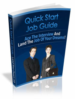 Quick Start Job Hunting Guide