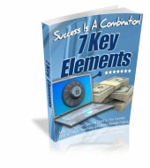 Success Is A Combination - 7 Key Elements